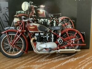 Minichamps Triumph Speed Twin 1/12 Scale