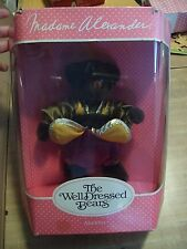 Madame Alexander Aladdin Bear from The Well Dressed Bear Collection NRFB