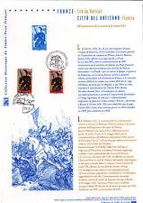600° anniversario della nascita di Giovanna D'Arco - bollettino 1° giorno