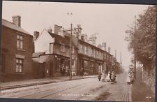 More details for postcard - high street, wordsley - real photo 1915