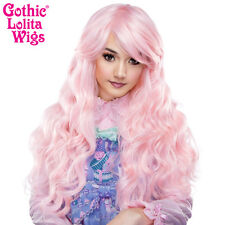 Gothic Lolita Wigs® Classic Wavy Lolita Collection™ - Pink Blonde