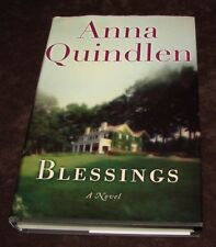 Blessings by Anna Quindlen (2002, Hardcover) Large Print