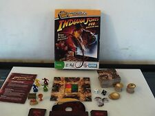 Indiana Jones DVD Adventure Game Family Parker Brothers Screen Show
