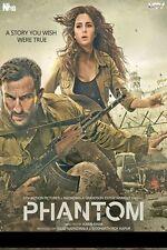 Phantom (2015) - Saif Ali Khan, Katrina Kaif - bollywood hindi movie dvd