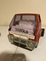"Vintage 1960s TONKA Gas Turbine 10"" Truck PRESSED STEEL Mound, Minn"