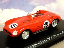 SUPERB 1/43 DIECAST MASERATI 300S 300 S #15 LE MANS 24H RACE 1955 PERDISA/MIERES