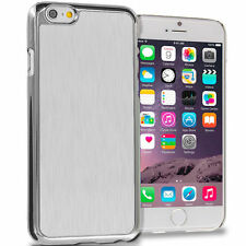 Plain Metal Fitted Cases for iPhone 6s Plus