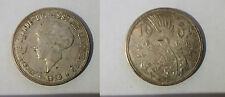 1929 Luxembourg Silver 10 Francs-Nice