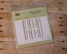 NEW Stampin' Up Woodland Textured Impressions Embossing Folder