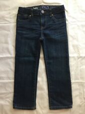 BabyGap Girls Straight Stretch Blue Jeans Size 3 Years