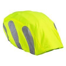 2x Helmüberzug Fahrrad-helm Regenschutz Regenhaube Regenüberzug Sichtbarkeit