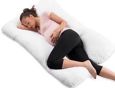 Almohada Corporal Para Embarazadas Cojín En Forma De Herradura Hipoalergénico