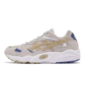 Asics Gel-Diablo Grey Sand White Men Unisex Casual Lifestyle Shoes 1193A014-020