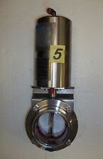 """3"""" Air Actuated Stainless Steel Butterfly Valve"""