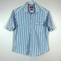 RM Williams Short Sleeve Shirt Size Men's XL
