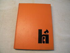 1972 Huntingdon College Montgomery Alabama Bells and Pomegranates Year Book