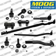 Moog Steering Rebuild Kit Tie Rods Linkages Fits 4WD Truck FORD F-250 Super Duty