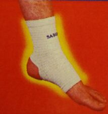 SABONA OF LONDON ANKLE SUPPORT CONTAINS THERMAL COPPER SIZE S/M 10198M