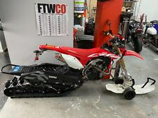 2020 Camso DTS 129 Snow Bike Conversion Kit