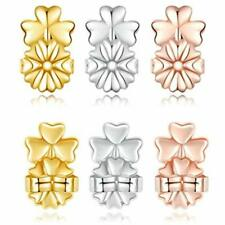 Lifts Support Adjustable Hypoallergenic - 3 Pairs Upgraded Earring Backs Heavy