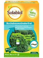 Bayer / SBM Solabiol Buchsbaumzünslerfrei 50 ml Konzentrat Garten Insektizid