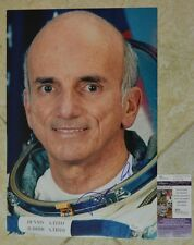 Dennis Tito Signed 12x18 Photo w/ JSA COA #L41752 + GREAT PROOF! POSTER SIZE!