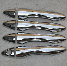 Chrome Door Handle Cover Trim For Hyundai Tucson ix35 2010 2011 2012 2013 2014