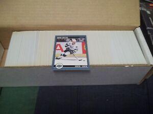 1992-93 Score Canadian Complete Set #1-550 Gretzky Lemieux Roy