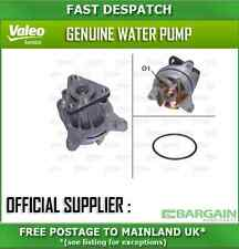 506694 1255 VALEO WATER PUMP FOR FORD FOCUS 1.8 2004-2007