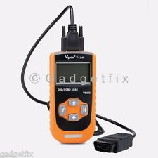 Vgate VS550 OBD2 EOBD2 Car Scanner Diagnostic Live Data Code Reader Check Engine