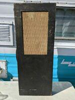 Sears All Original Silvertone Model No. 1448 Amplifier Case Black