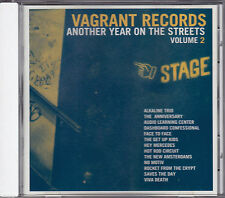 Another Year On The Streets Vol. 2 - CD (Vagrant Records)