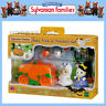 NEW SYLVANIAN FAMILIES HALLOWEEN TRICK or TREATERS SET COLLECTABLE FIGURE 5268