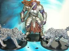 Dungeons & Dragons Miniatures Lot  Eldritch Giant Rime Hound !!  s112