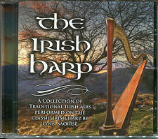 THE IRISH HARP CD - TRADITIONAL IRISH AIRS PERFORMED ON THE CLASSIC IRISH HARP