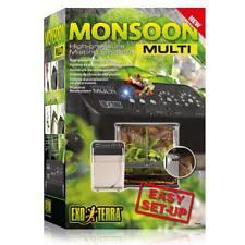Exo Terra Monsoon Multi Sprühanlage, Luftbefeuchter Beregnungsanlage PT2493