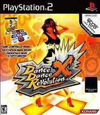 Dance Dance Revolution X Bundle (Sony PlayStation 2, 2008)