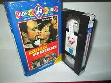 VHS - Königin der Barbaren - Chelo Alonso - Folco Lulli - UFA Hardcover