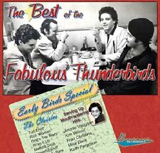 The Fabulous Thunder - Best of the Fabulous Thunderbirds: Early Bird Spec [New C