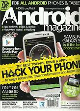 ANDROID MAGAZINE,FOR ALL ANDROID PHONES & TABLETS, NO.13 ( HACK YOUR PHONE  )