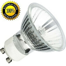 Photo - Brand New - (Box of 8 Bulbs), JDR/GU10+C 120V 35W (Frosted) Lamps