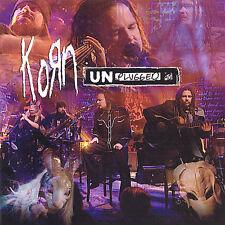 MTV Unplugged by Korn (CD, Mar-2007, Virgin) SEALED (30)