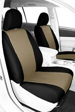 Seat Cover Front Custom Tailored Seat Covers JP134-05LB fits 02-04 Jeep Liberty