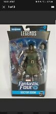 Fantastic Four Marvel Legends Doctor Doom 6-Inch Action Figure HASBRO