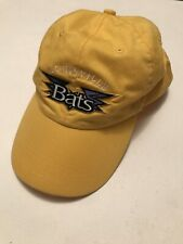 Minor League Baseball Louisville Bats Cap America Yellow Hat Adult One Size