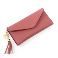 Fashion Lady PU Leather Wallet Long Zipper Big Capacity Bag Purse Wallet Handbag