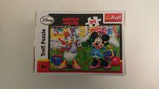 DISNEY MICKEY AND FRIENDS MINI JIGSAW PUZZLE