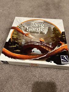 Tang Garden Golden Age Board Game Expansion kickstarter Exclusive
