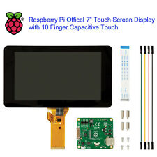 """New Raspberry Pi Official 7"""" Touch Screen Display 10 Finger Capacitive Touch"""