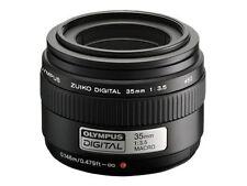 Olympus Zuiko Digital Ed 35mm Macro 1 3.5 Lens